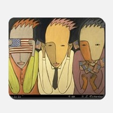 flag_tile Mousepad