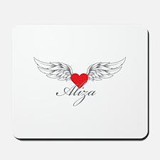 Angel Wings Aliza Mousepad