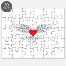 Angel Wings Aliza Puzzle