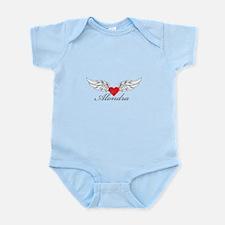 Angel Wings Alondra Body Suit