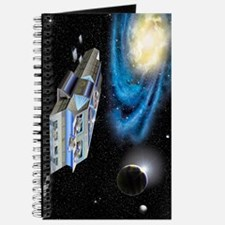 large galaxy 16x20 Journal