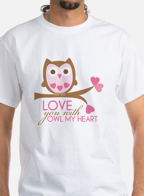 owlmyheart copy Shirt
