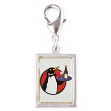 Classy Penguin Charms