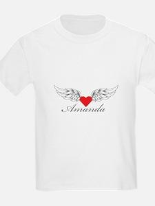 Angel Wings Amanda T-Shirt