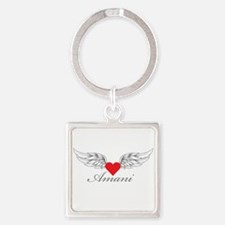 Angel Wings Amani Keychains