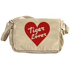 Tiger Lover Messenger Bag
