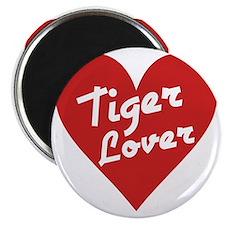 Tiger Lover Magnet