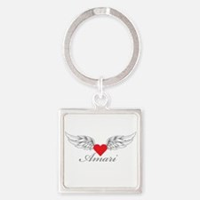 Angel Wings Amari Keychains