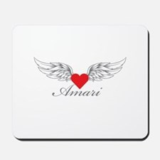 Angel Wings Amari Mousepad