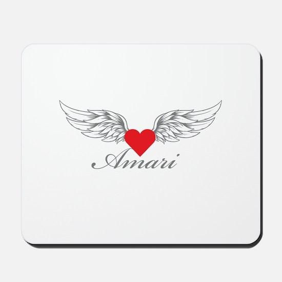 Angel Wings Amari Mousepad