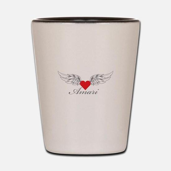 Angel Wings Amari Shot Glass