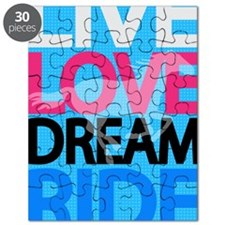 livelovedream-ride-23x35_print Puzzle