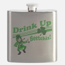 drink up beetchizBRIGHT Flask