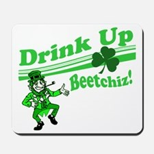 drink up beetchizBRIGHT Mousepad