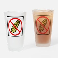 2-NoNuts Drinking Glass