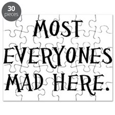 everyones mad novelty Puzzle
