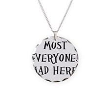 everyones mad novelty Necklace