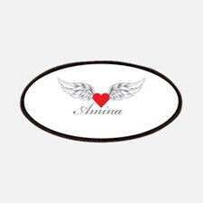 Angel Wings Amina Patches