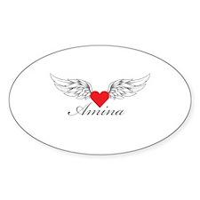 Angel Wings Amina Decal