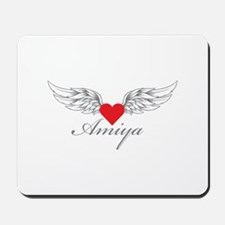 Angel Wings Amiya Mousepad