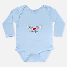Angel Wings Amiya Body Suit