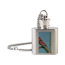 tile 3 Flask Necklace