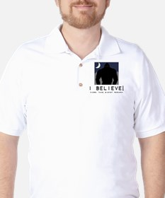 2-STBR BELIEVE LRG Golf Shirt