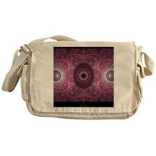fractal_mathematics_math Messenger Bag