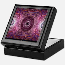 fractal_mathematics_math Keepsake Box