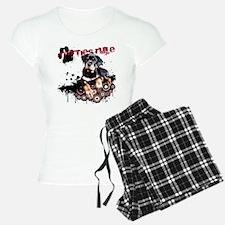 Puppy Rottweiler Pajamas