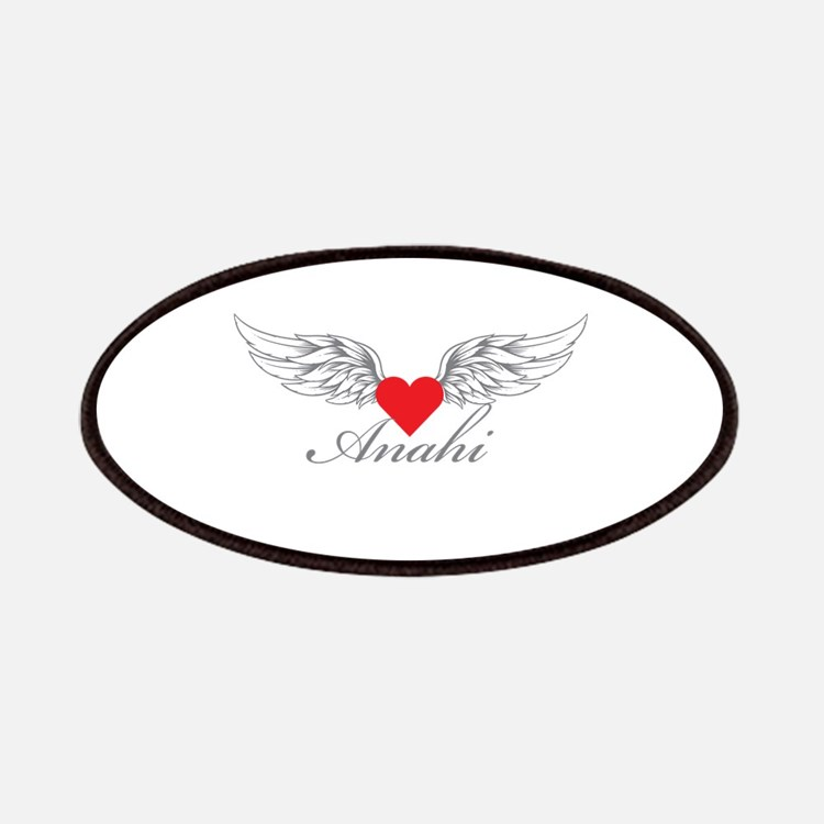 Angel Wings Anahi Patches