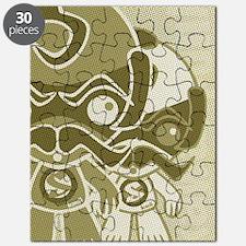 SeniorGreetCardStencil Puzzle