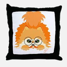 Pomange Throw Pillow