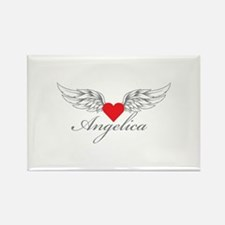 Angel Wings Angelica Magnets