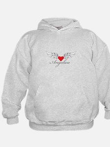 Angel Wings Angelica Hoodie