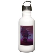 The Lost Robot Makers Sports Water Bottle