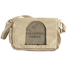 Collateral_Damage Messenger Bag