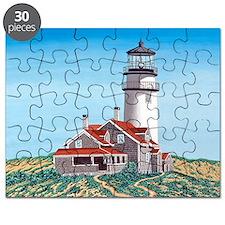 Cape Cod Light mp Puzzle