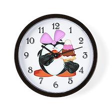Brain Freeze Wall Clock