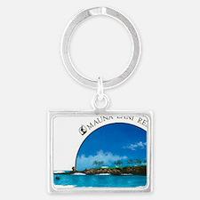 Mauni Landscape Keychain