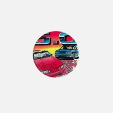 Mustang% Mini Button