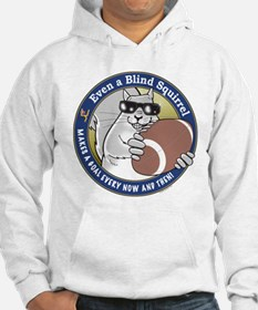 Football Blind Squirrel Hoodie