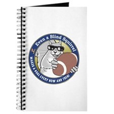 Football Blind Squirrel Journal