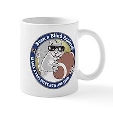 Football Blind Squirrel Mug