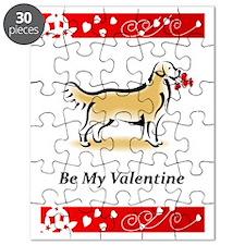 2-GoldenValentineCard Puzzle