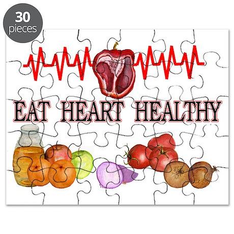 EAT HEALTHY Puzzle