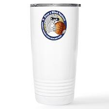Basketball Blind Squirrel Travel Mug