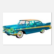 1957 Plymouth Belvedere Postcards (Package of 8)