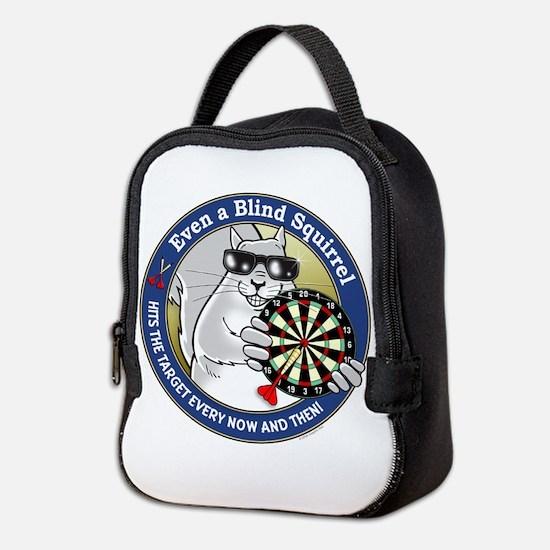 Darts Blind Squirrel Neoprene Lunch Bag