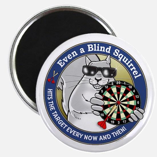 Darts Blind Squirrel Magnet
